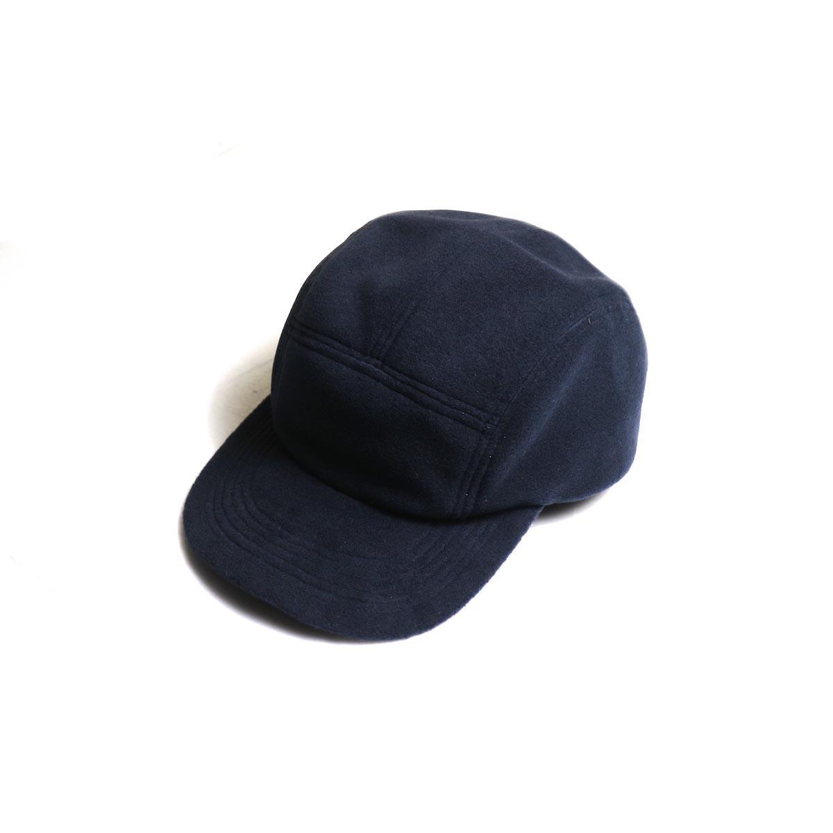 UNIVERSAL PRODUCTS / UP+N FLEECE JET CAP (Navy)