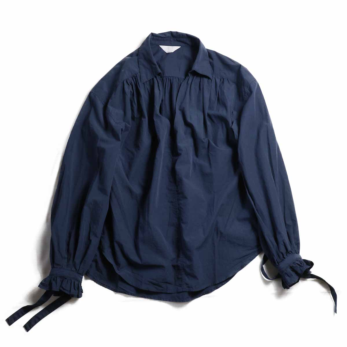 UNUSED Ladie's / US1519 Pullover shirt  -NAVY