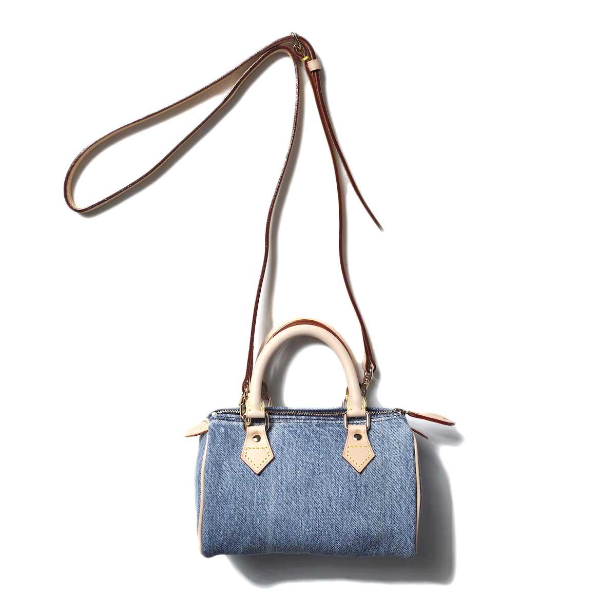 UNUSED / UH0559 Denim Shoulder Bag (indido) 全体