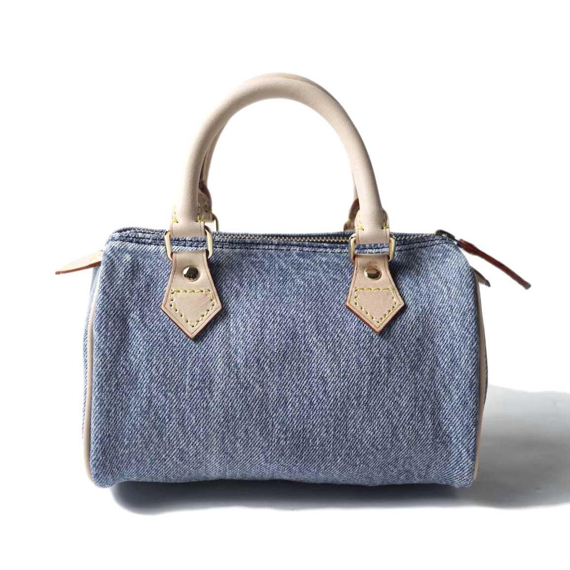 UNUSED / UH0559 Denim Shoulder Bag (indido) バッグ単体