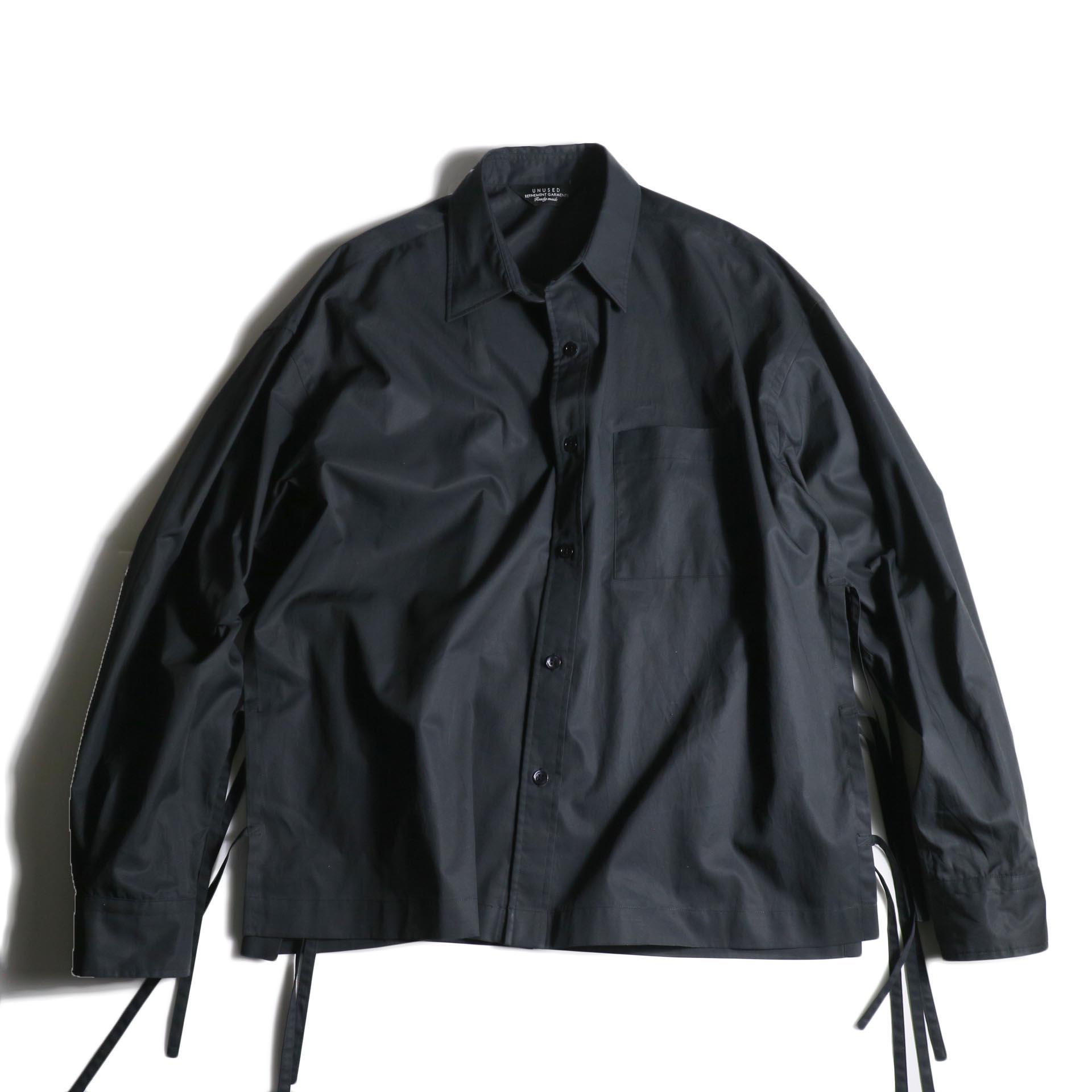UNUSED / US1743 Slit Shit (Black)