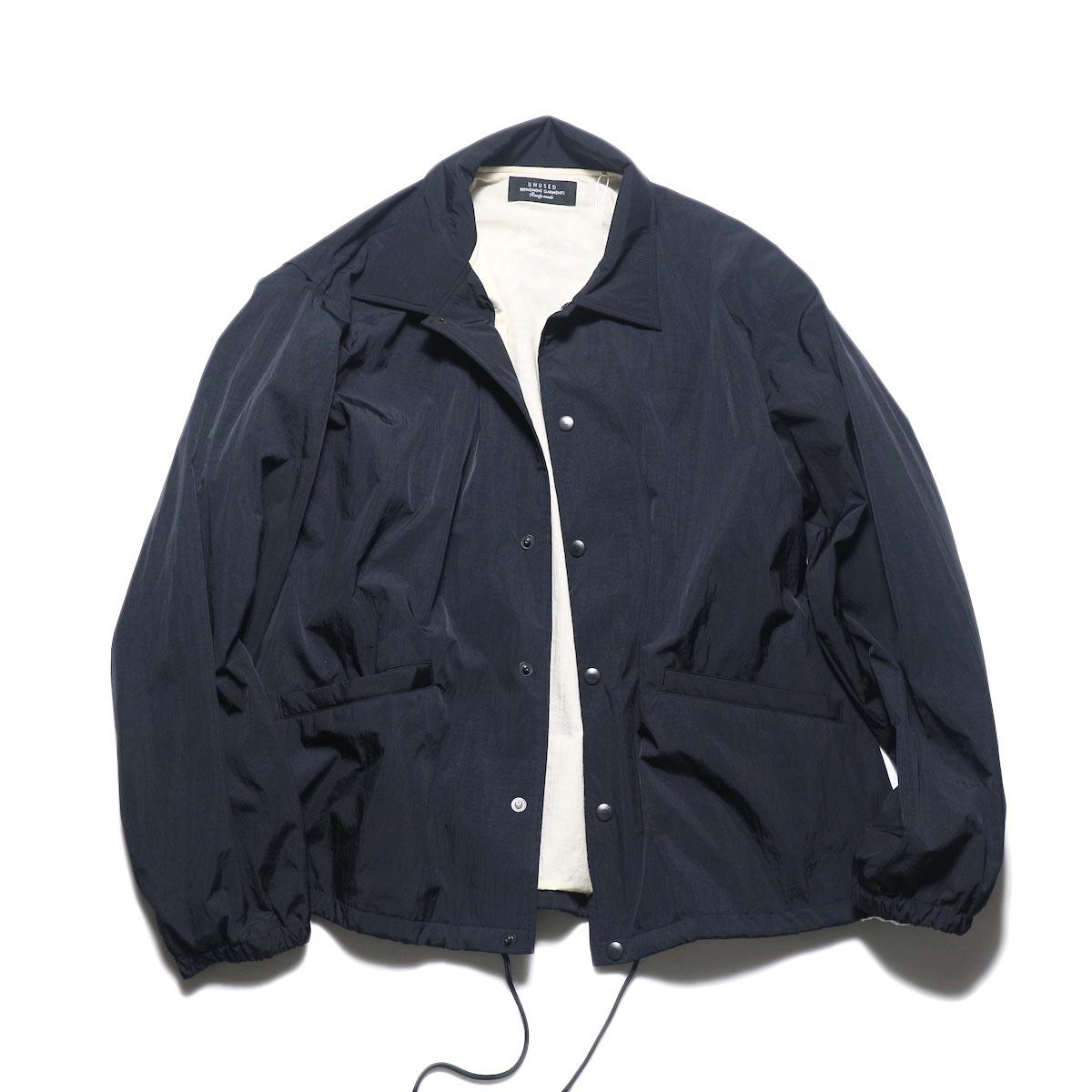 UNUSED / US1853 Coach Jacket (Black)