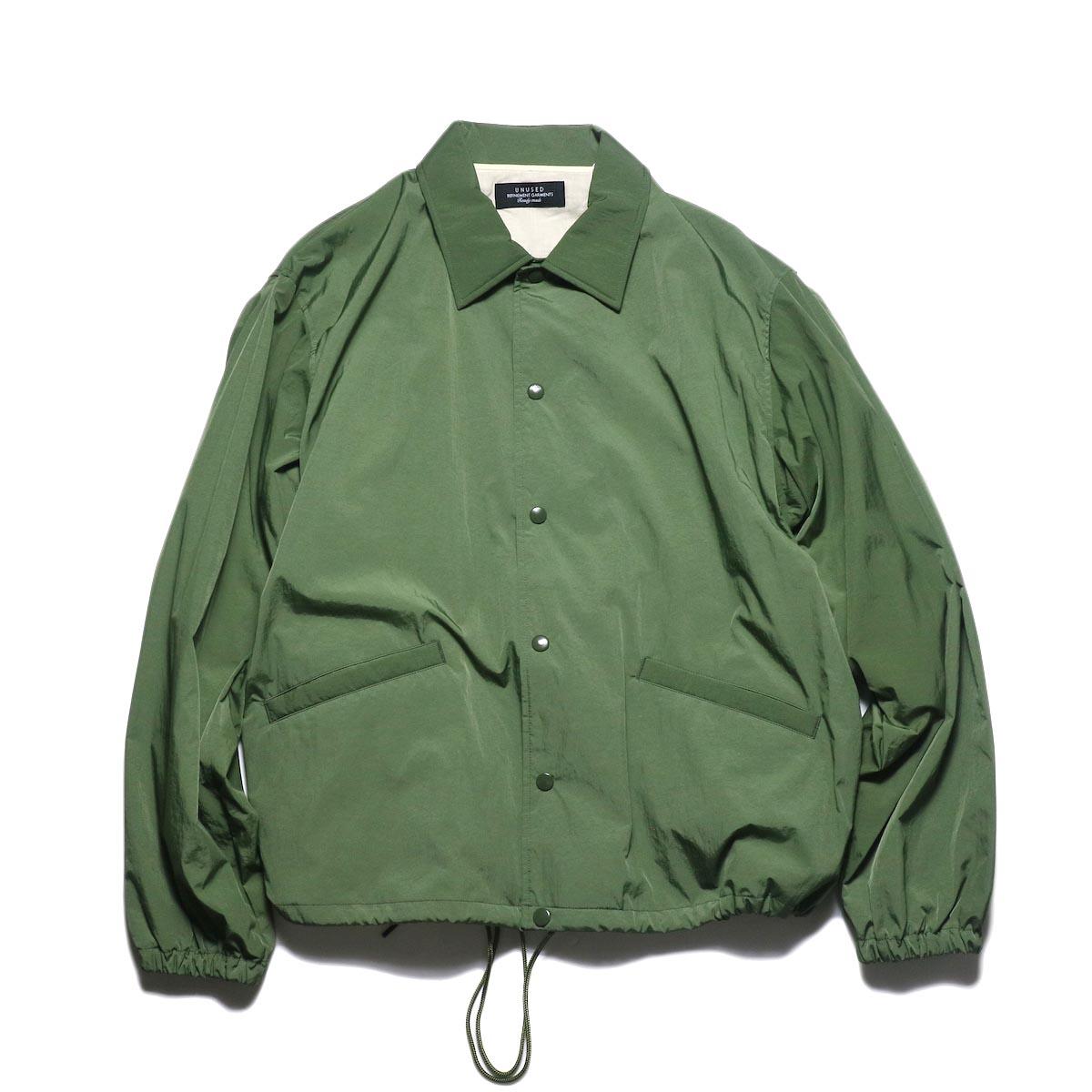 UNUSED / US1853 Coach Jacket (Olive)