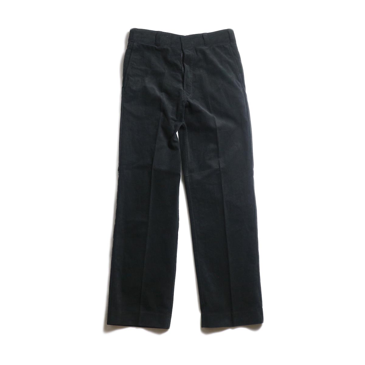 UNUSED × Dickies / UW0774 corduroy pant -Black
