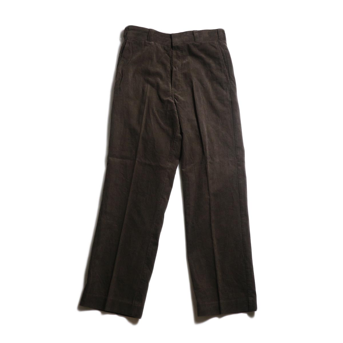 UNUSED × Dickies / UW0774 corduroy pant -Chocolate