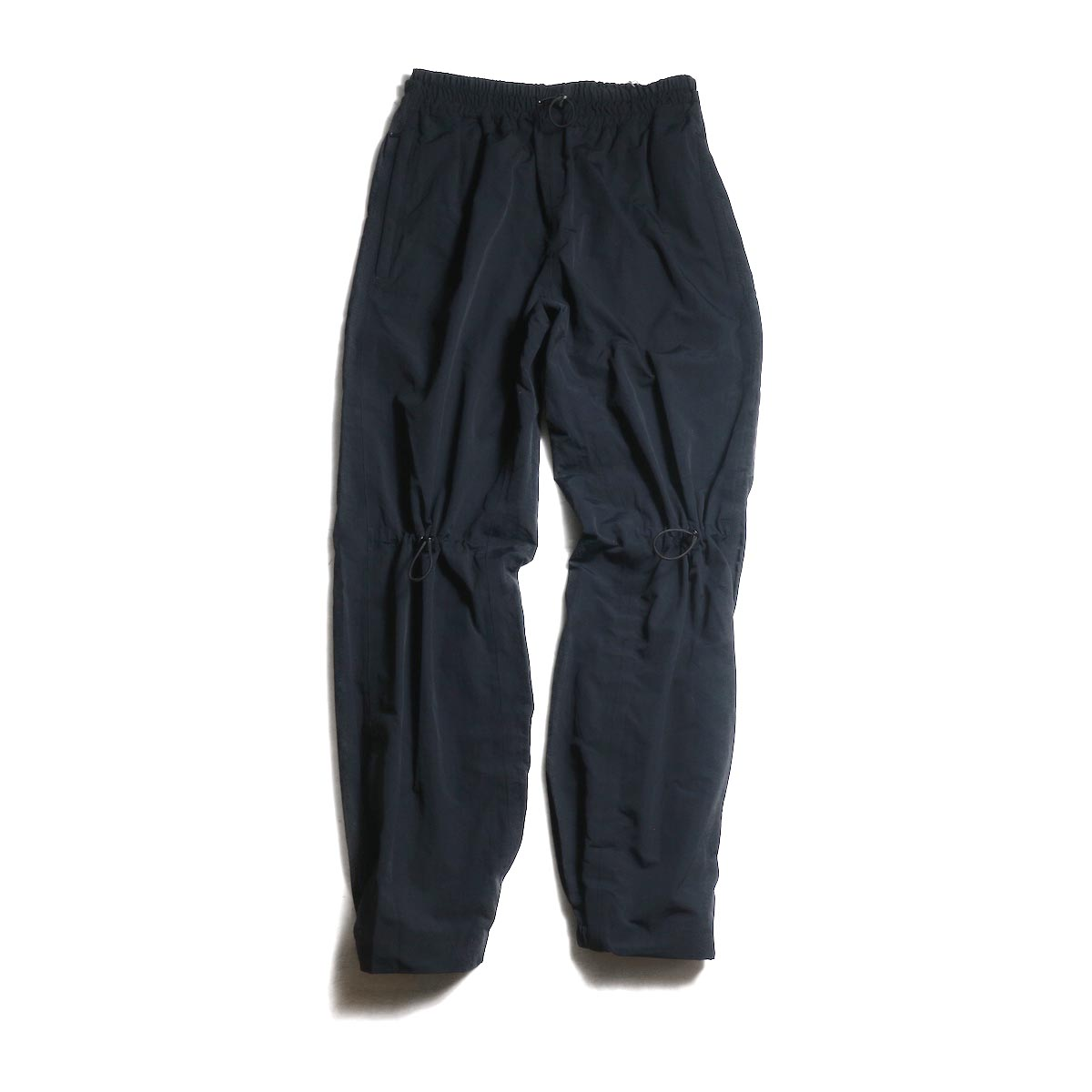 UNUSED / UW0792 Nylon Pants (Black)