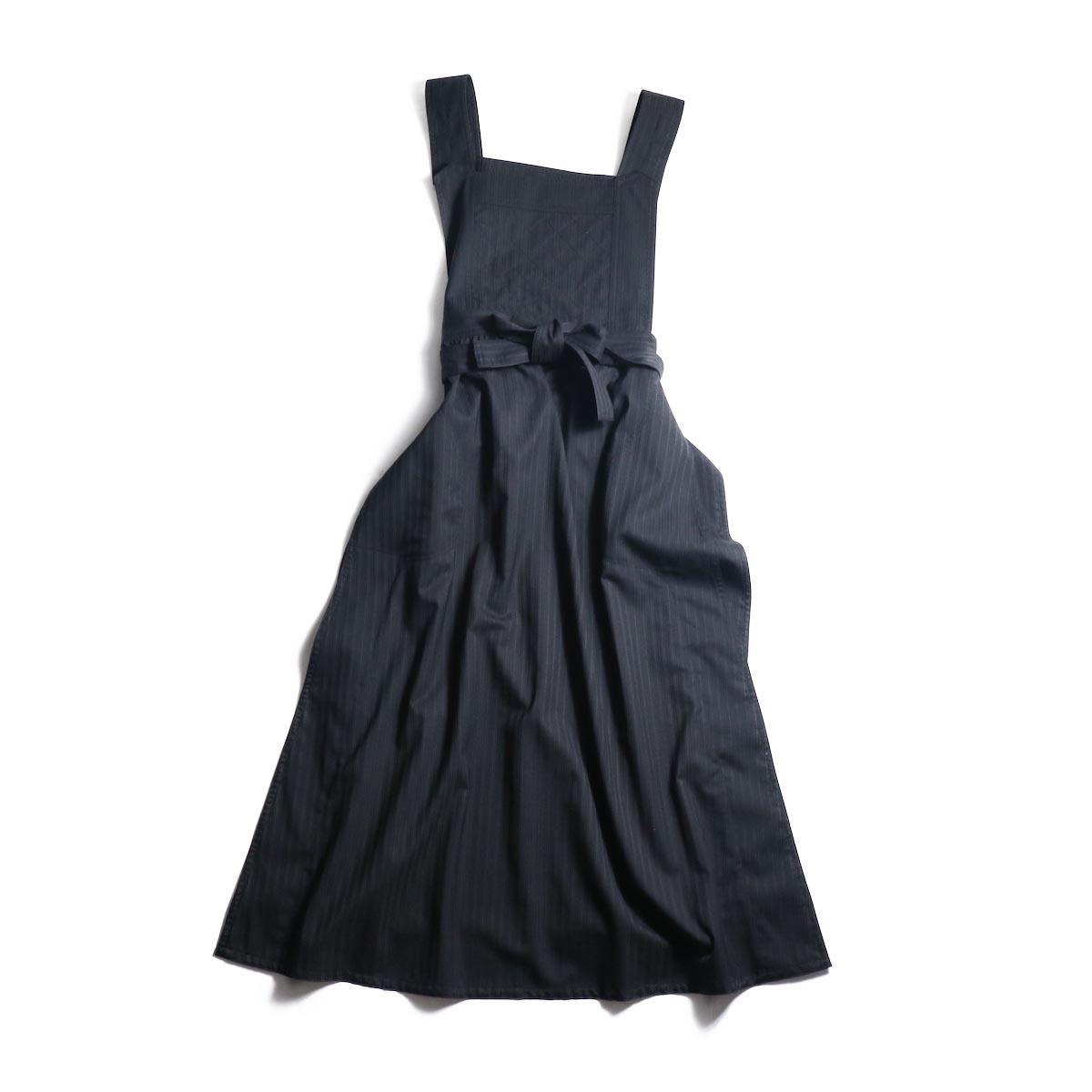 UNUSED / UW0917 unused x niuku apron one piece