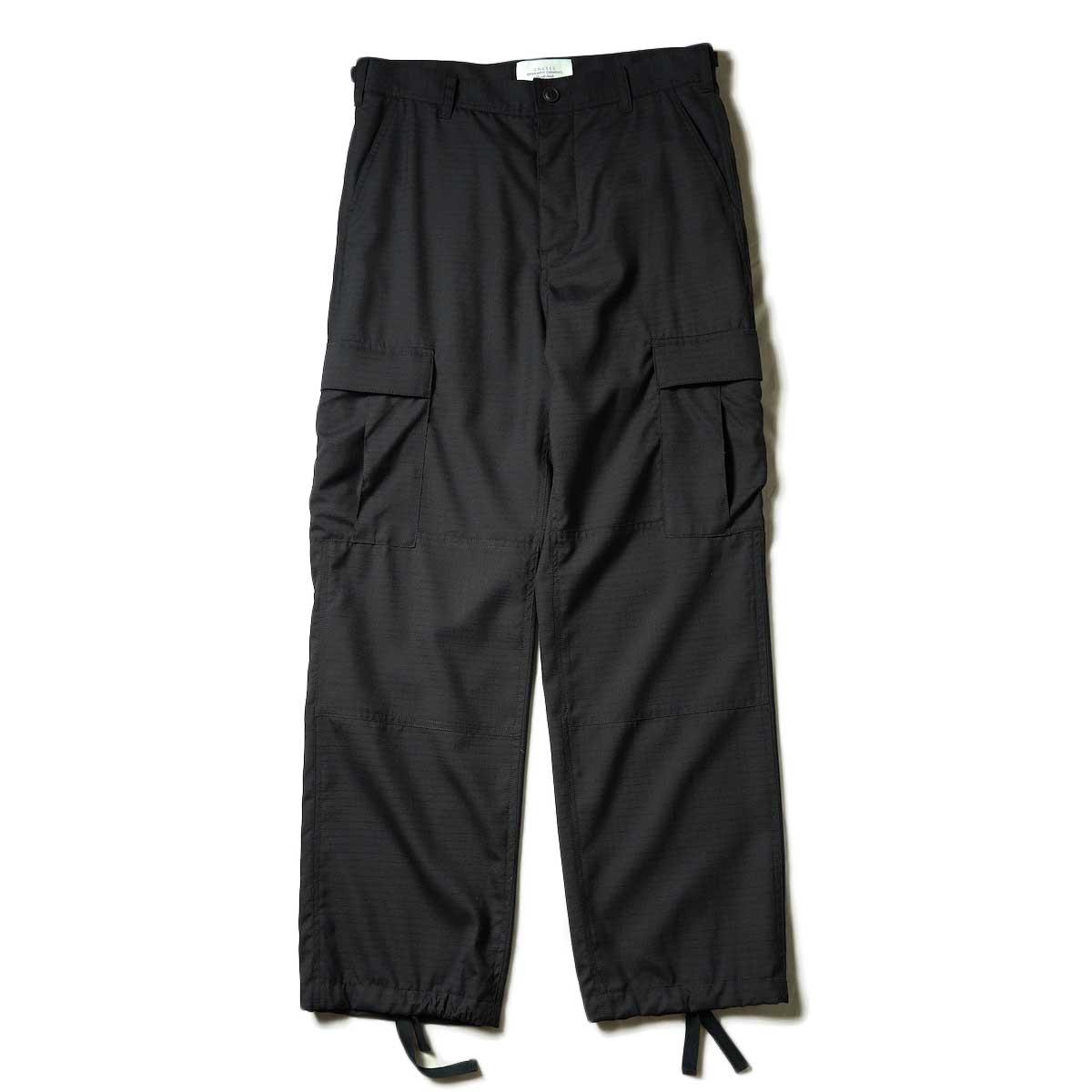 UNUSED / UW0976 Cargo Pants (Black)