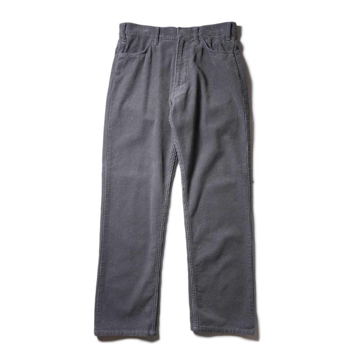 UNUSED / UW0982 CORDUROY PANTS (Gray)正面