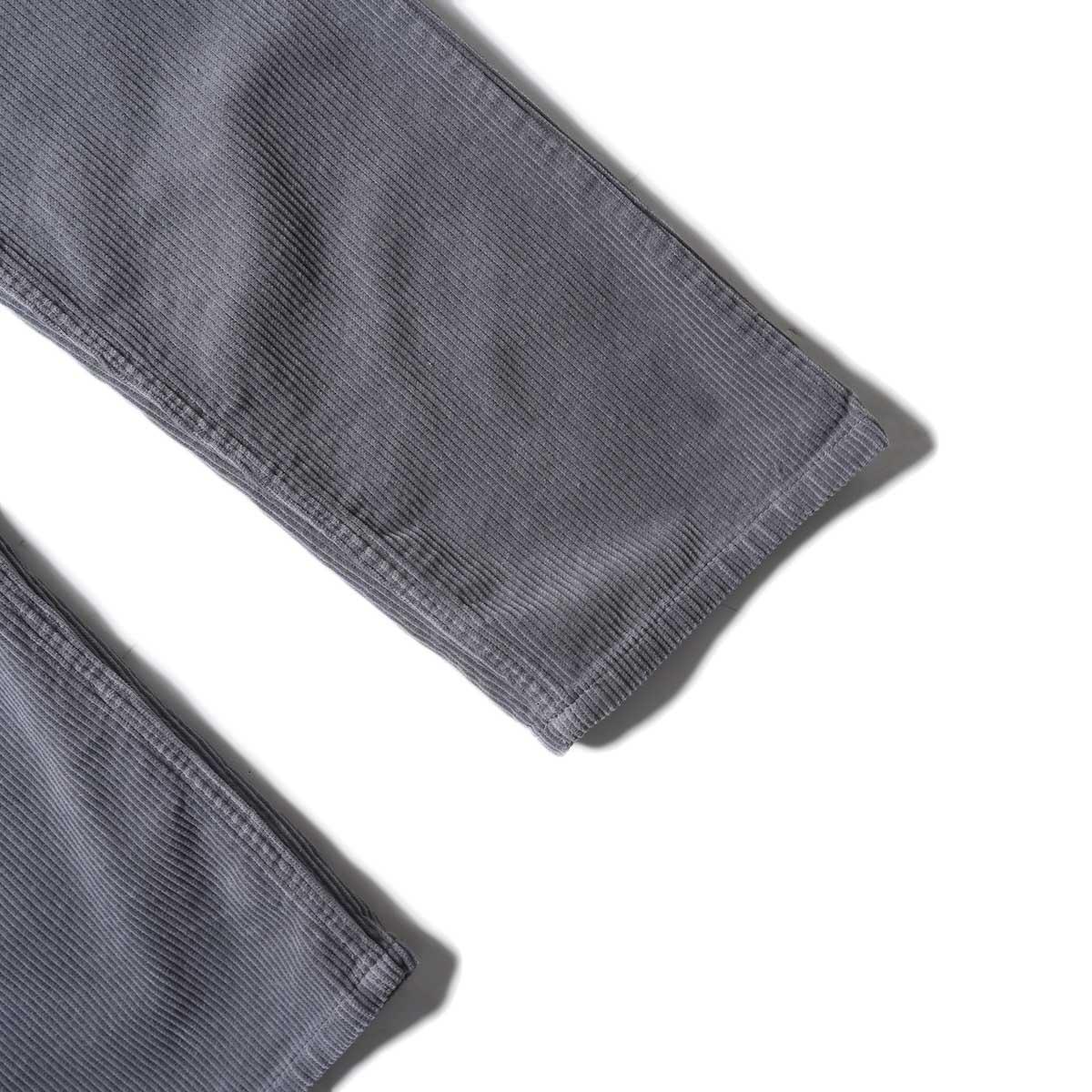 UNUSED / UW0982 CORDUROY PANTS (Gray) 裾
