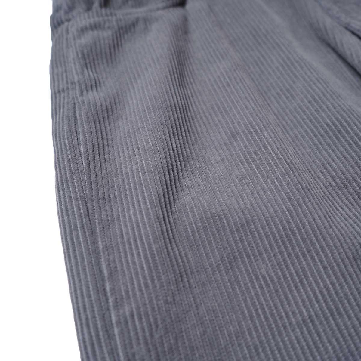 UNUSED / UW0982 CORDUROY PANTS (Gray)アップ