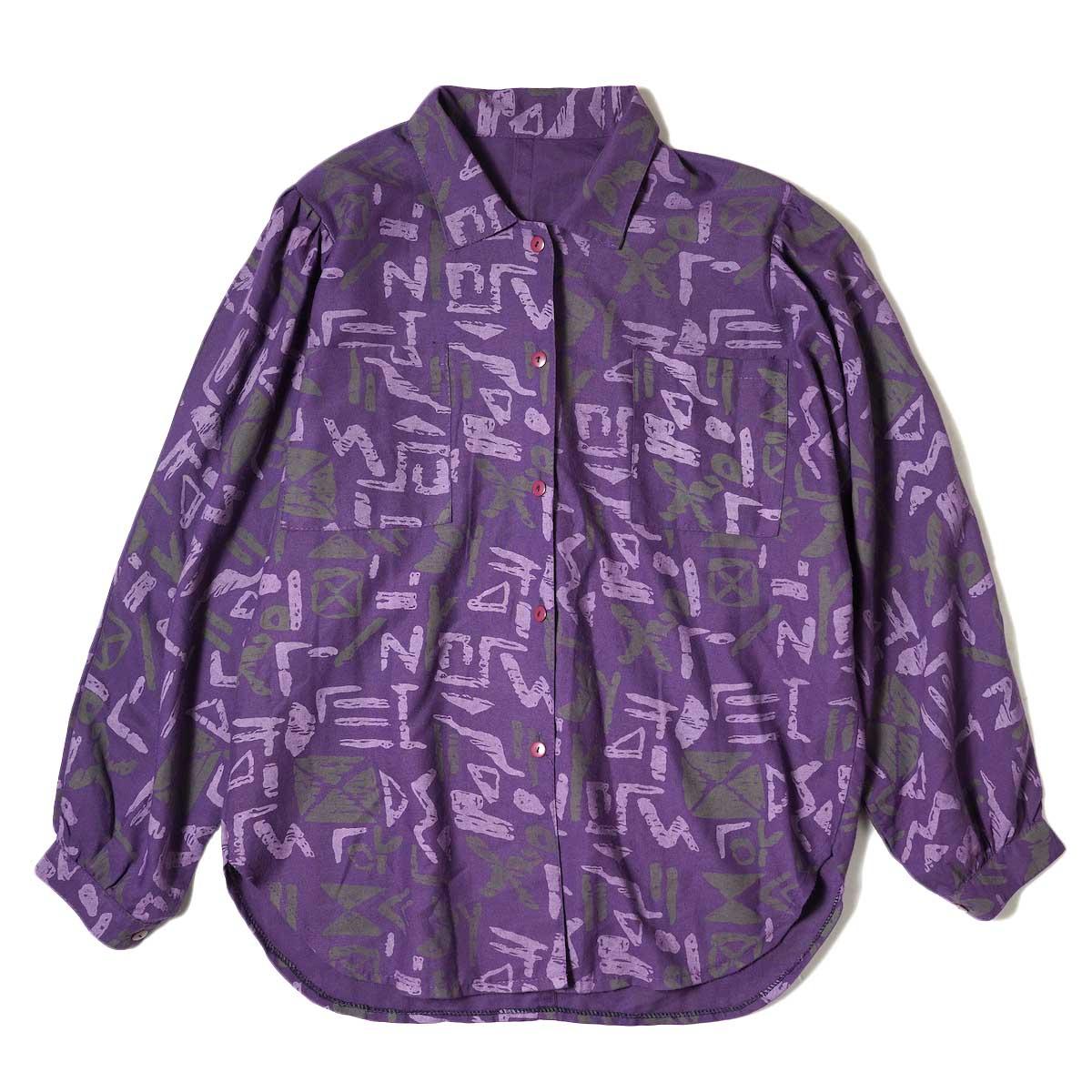 USED / Print Shirt (E)