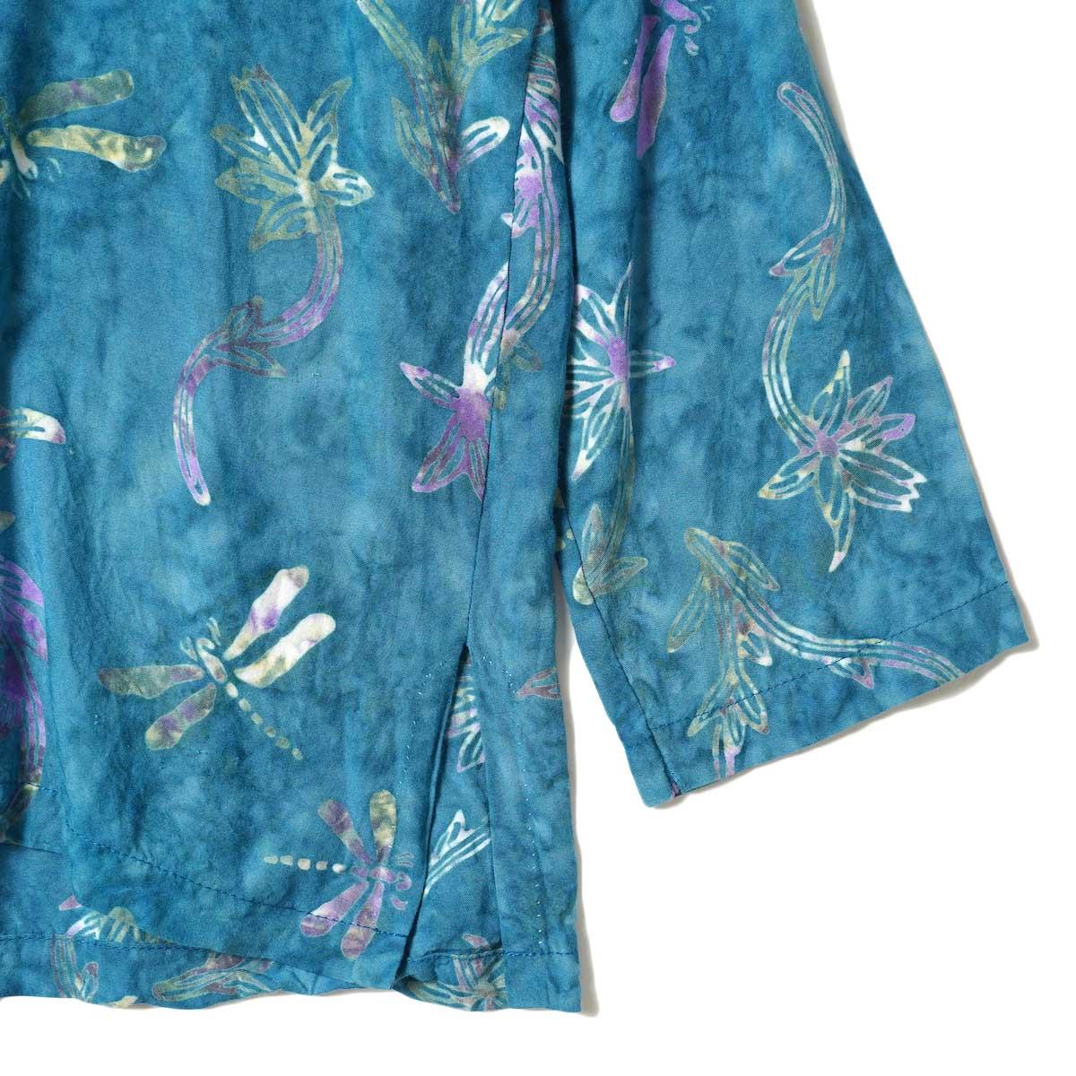 USED / Print Shirt (G) 裾・スリット