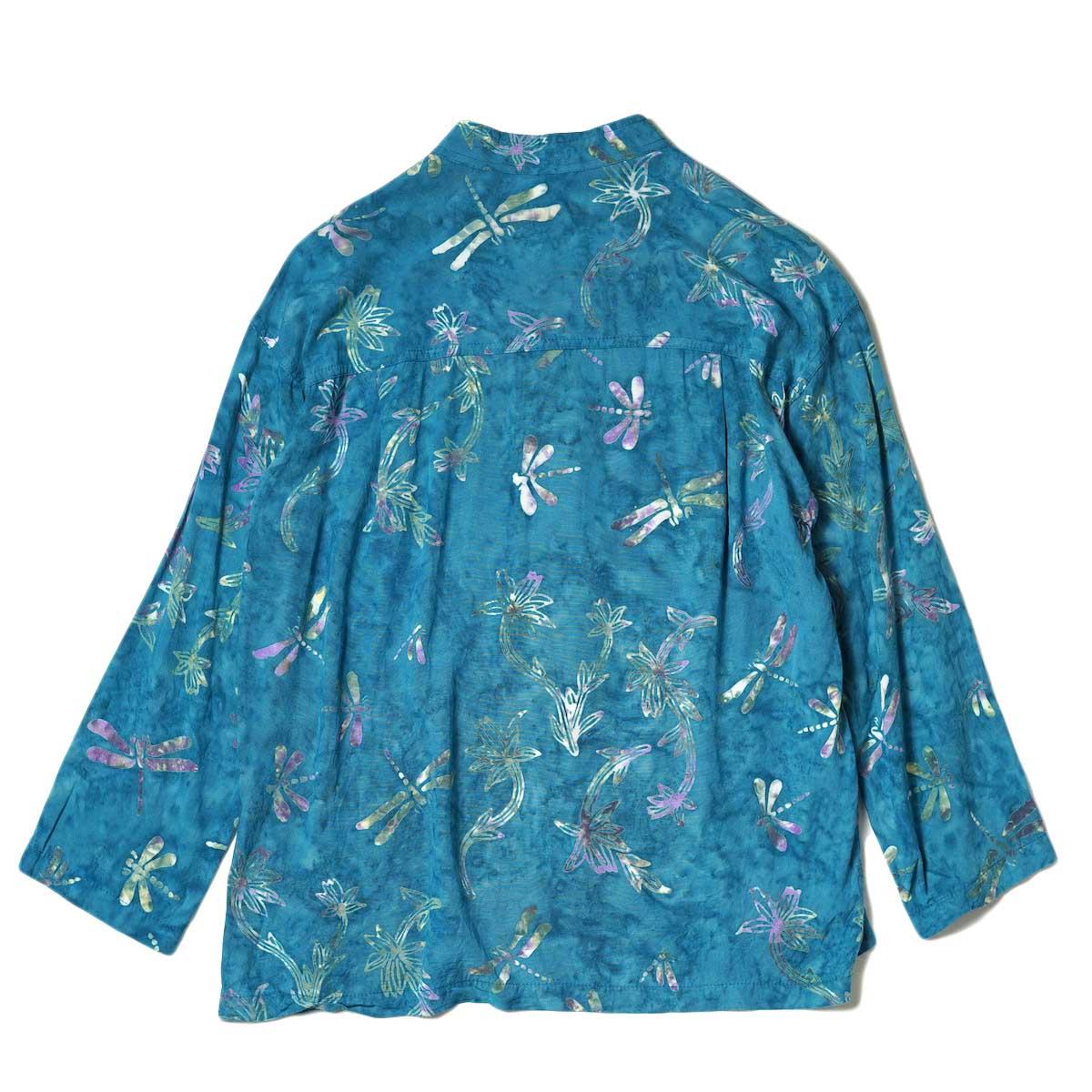USED / Print Shirt (G) 背面
