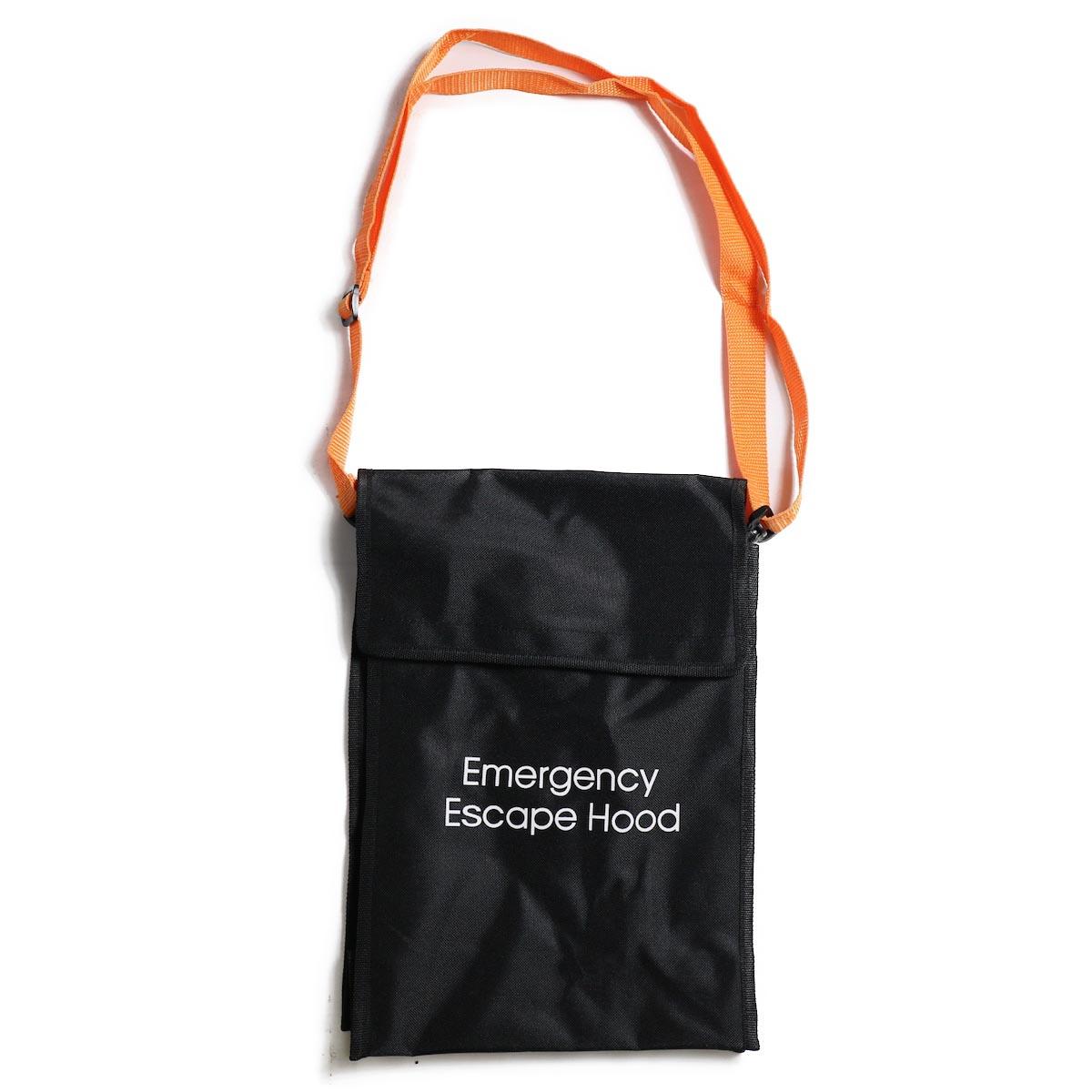 DEAD STOCK / US G.I EMERGENCY ESCAPE HOOD BAG