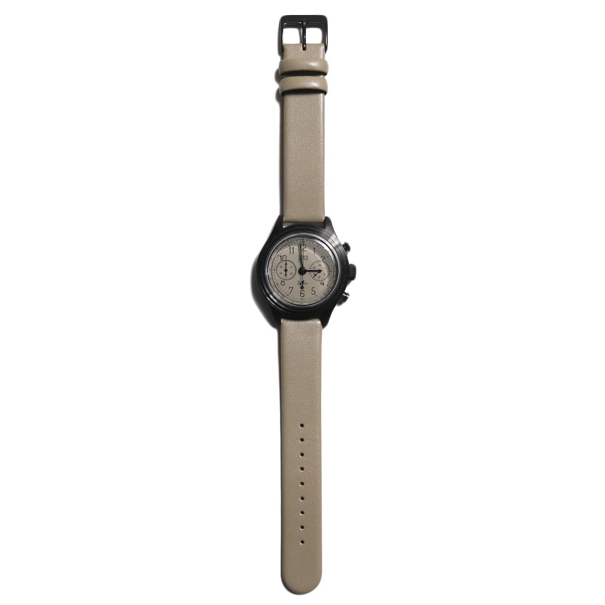 Vague Watch Co. / 2EYES クロノグラフ -Gray