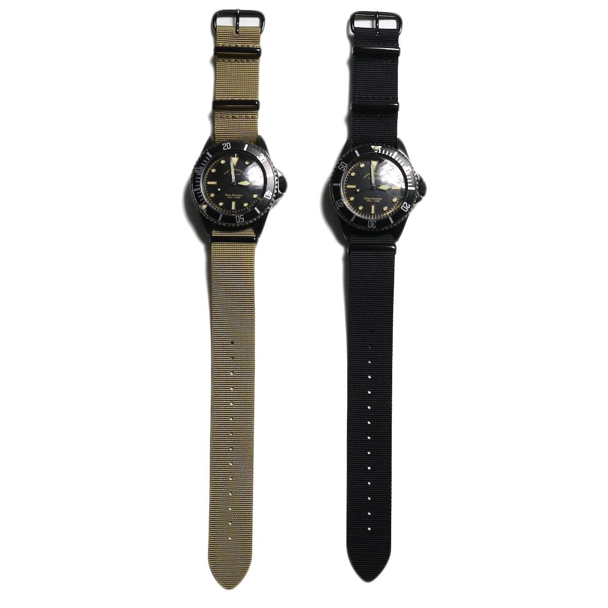 Vague Watch Co. / BLK SUB