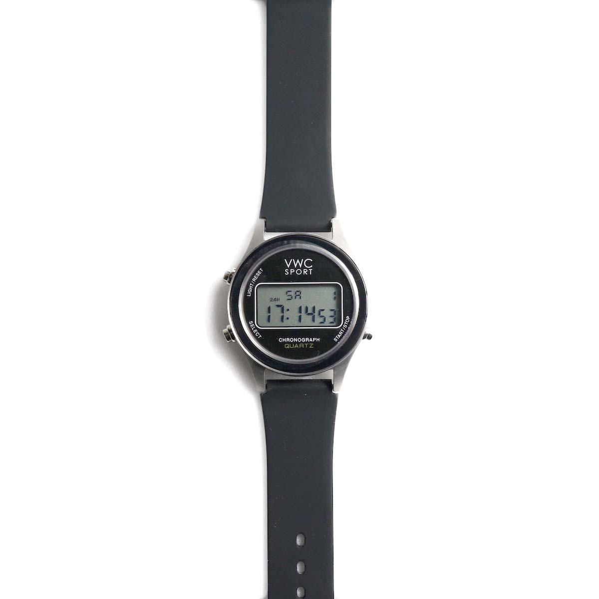 Vague Watch Co. / DG2000 -Silver×Black