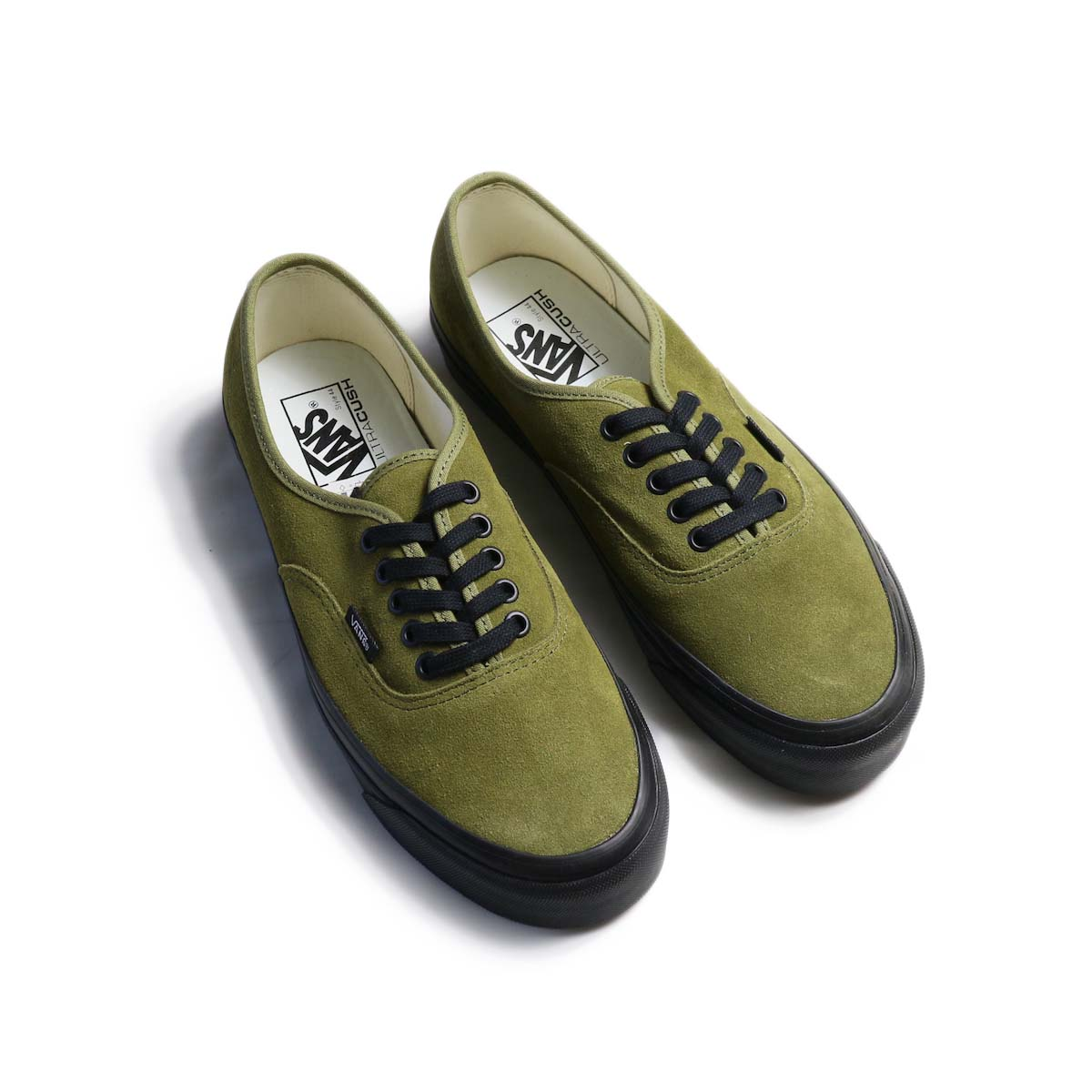 VANS / UA AUTHENTIC 44 DX (ANAHEIM FACTORY OG) (OLIVE / SUEDE)