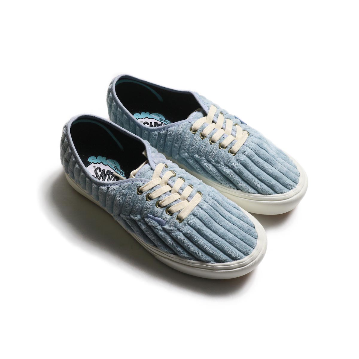 VANS / COMFYCUSH AUTHENTIC (JUMBO CORD) (Blue)