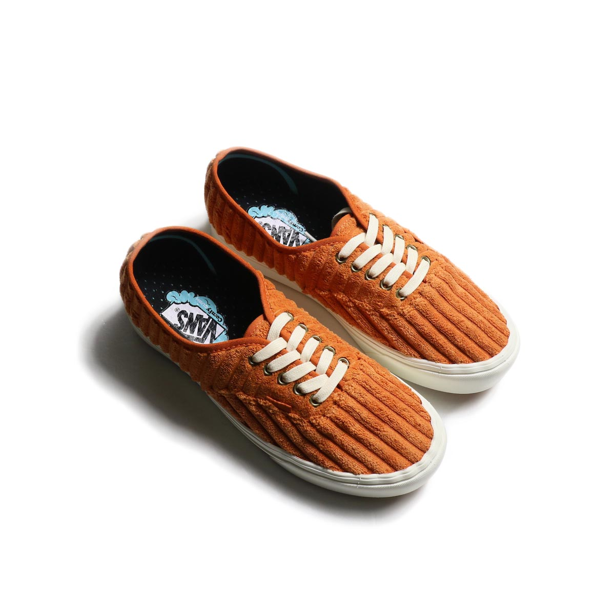 VANS / COMFYCUSH AUTHENTIC (JUMBO CORD) (Orange)