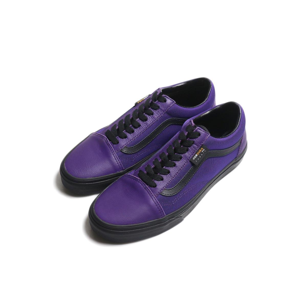 VANS / OLD SKOOL (CORDURA) (Purple)