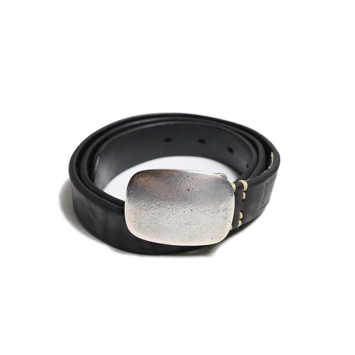 Vintage Works / DH5717 Leather Belt -FLANNEL