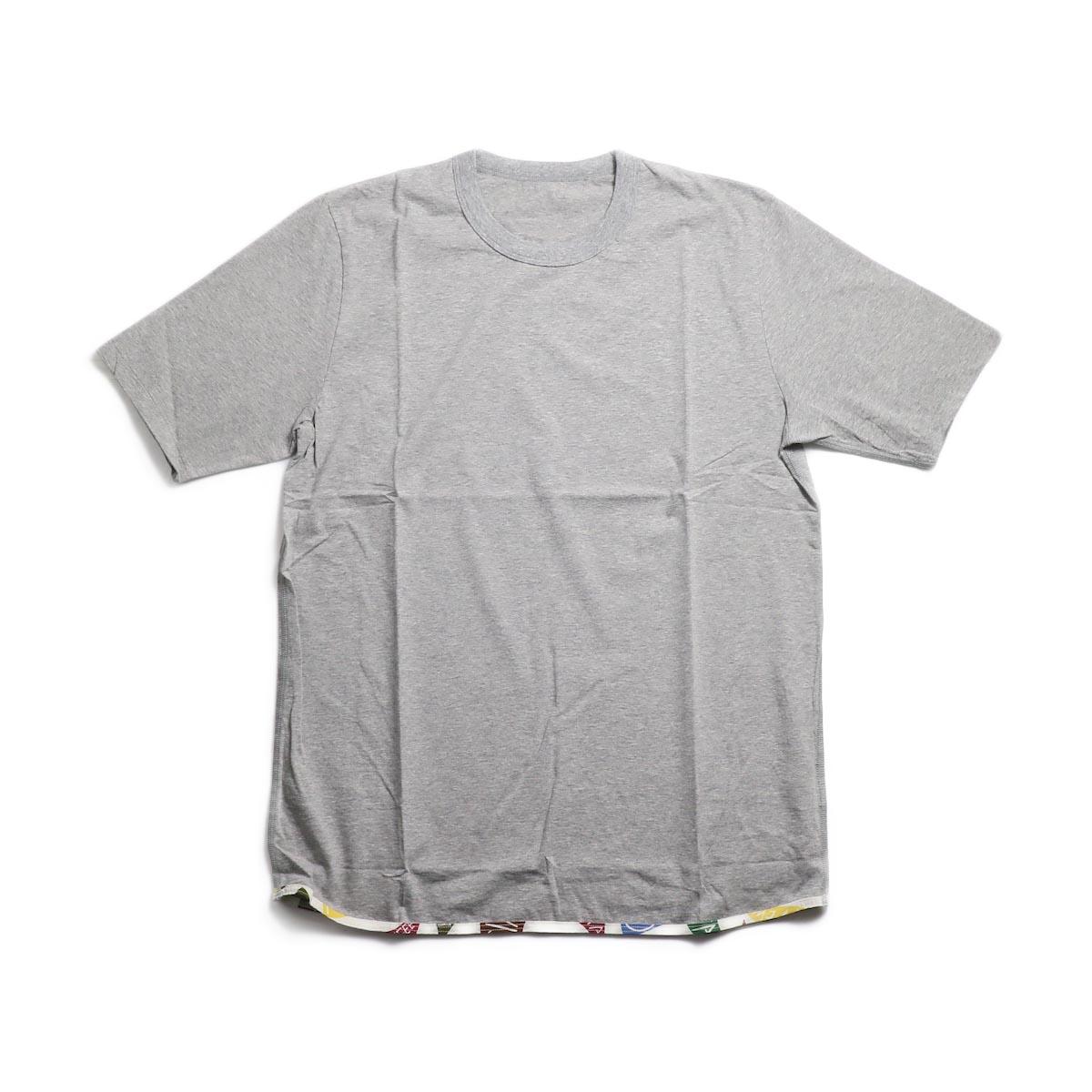 visvim / SUBLIG TEE S/S -Gray