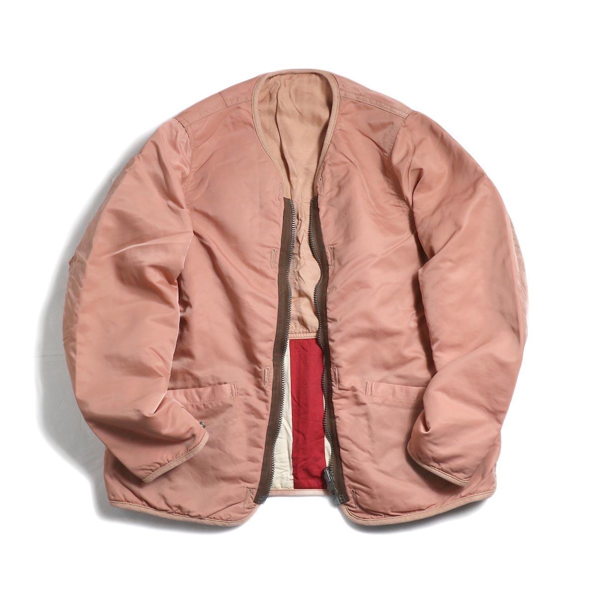 visvim / IRIS LINER JACKET -Pink
