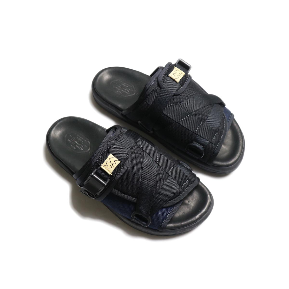 visvim / CHRISTO 2-TONE (Black)
