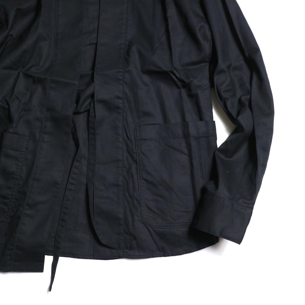 visvim / LHAMO SHIRT (BLACK) ポケット