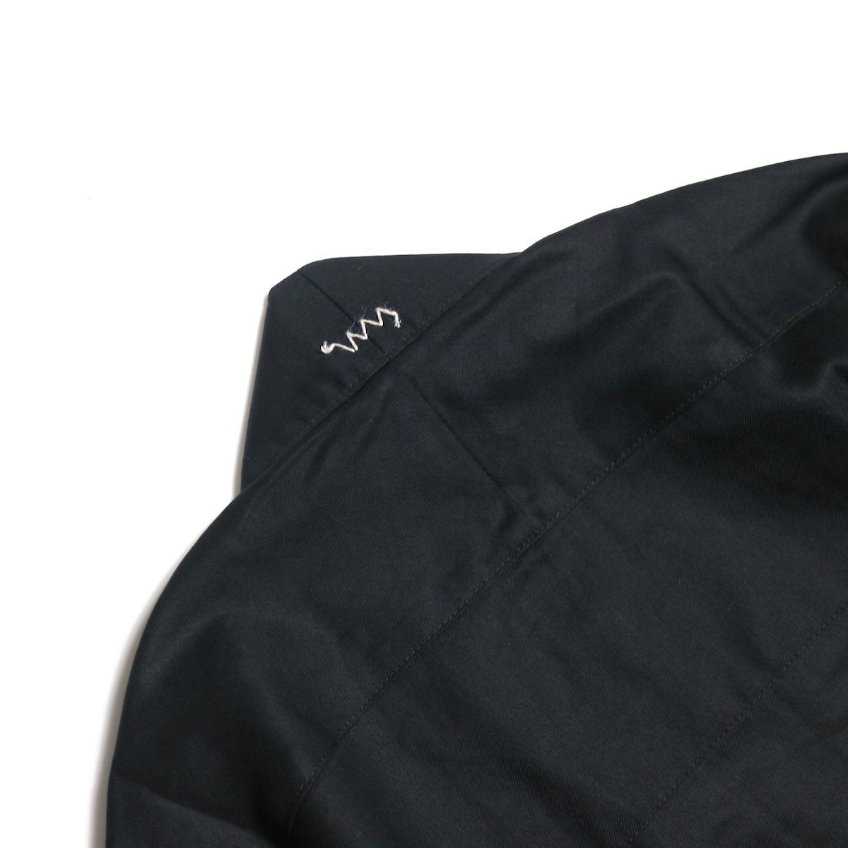 visvim / LHAMO SHIRT (BLACK) 襟裏