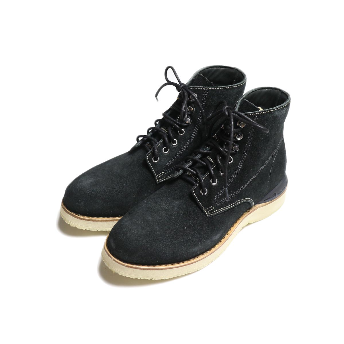 visvim / VIRGIL BOOTS-FOLK (Black)