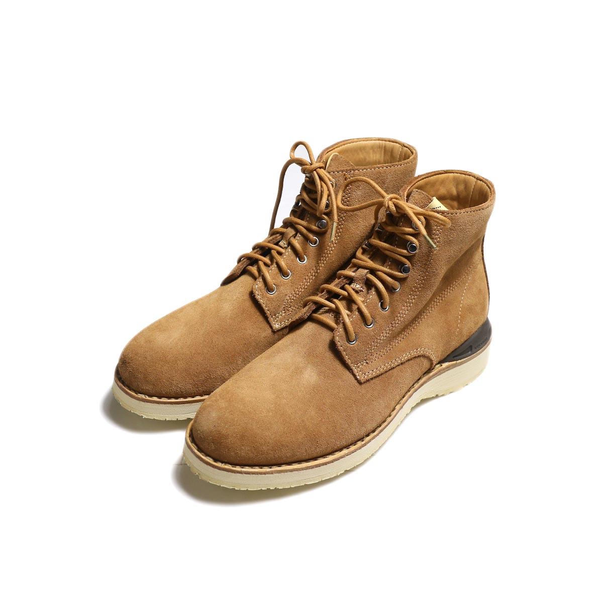 visvim / VIRGIL BOOTS-FOLK (Brown)全体