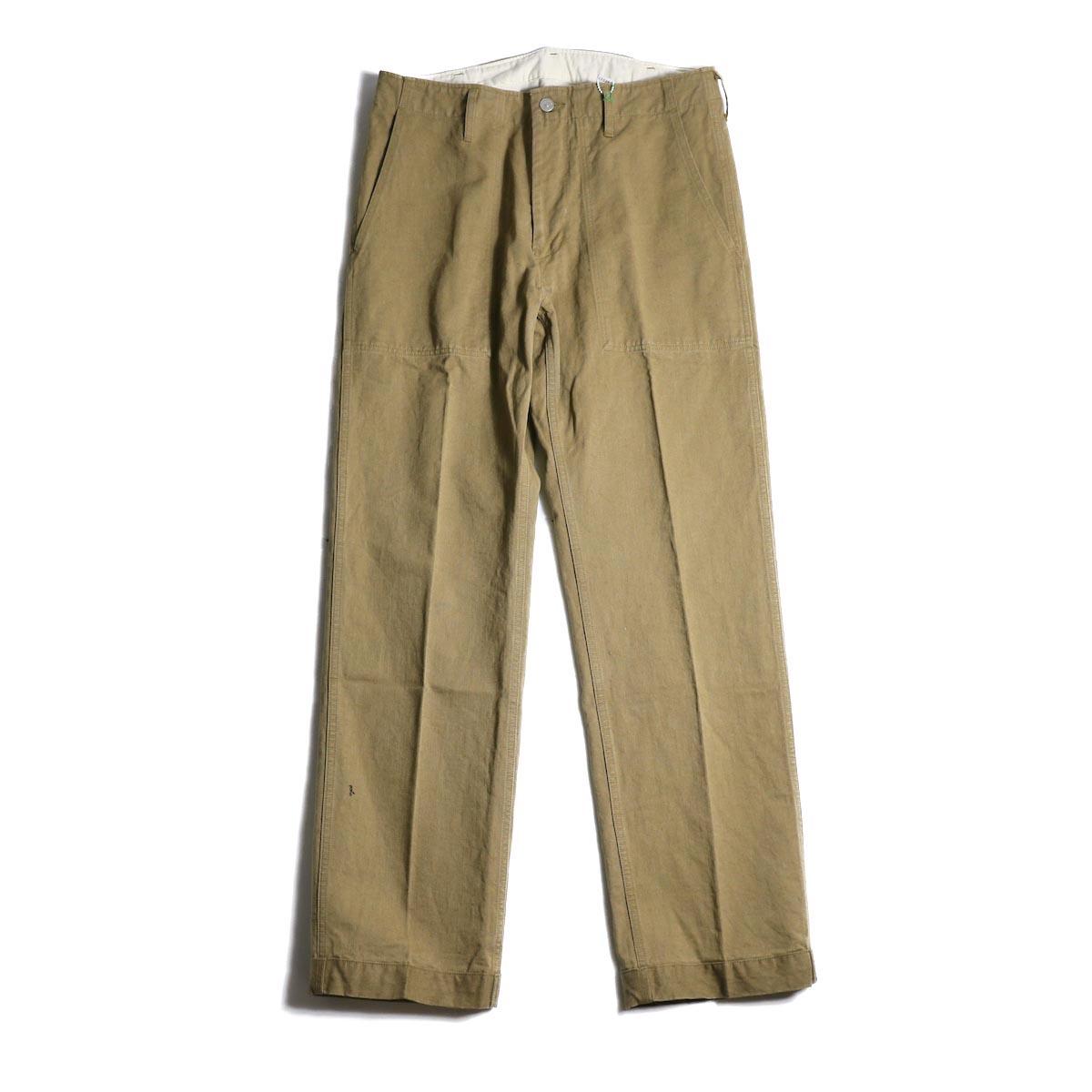 visvim / TRADE WIND PANTS (Khaki)