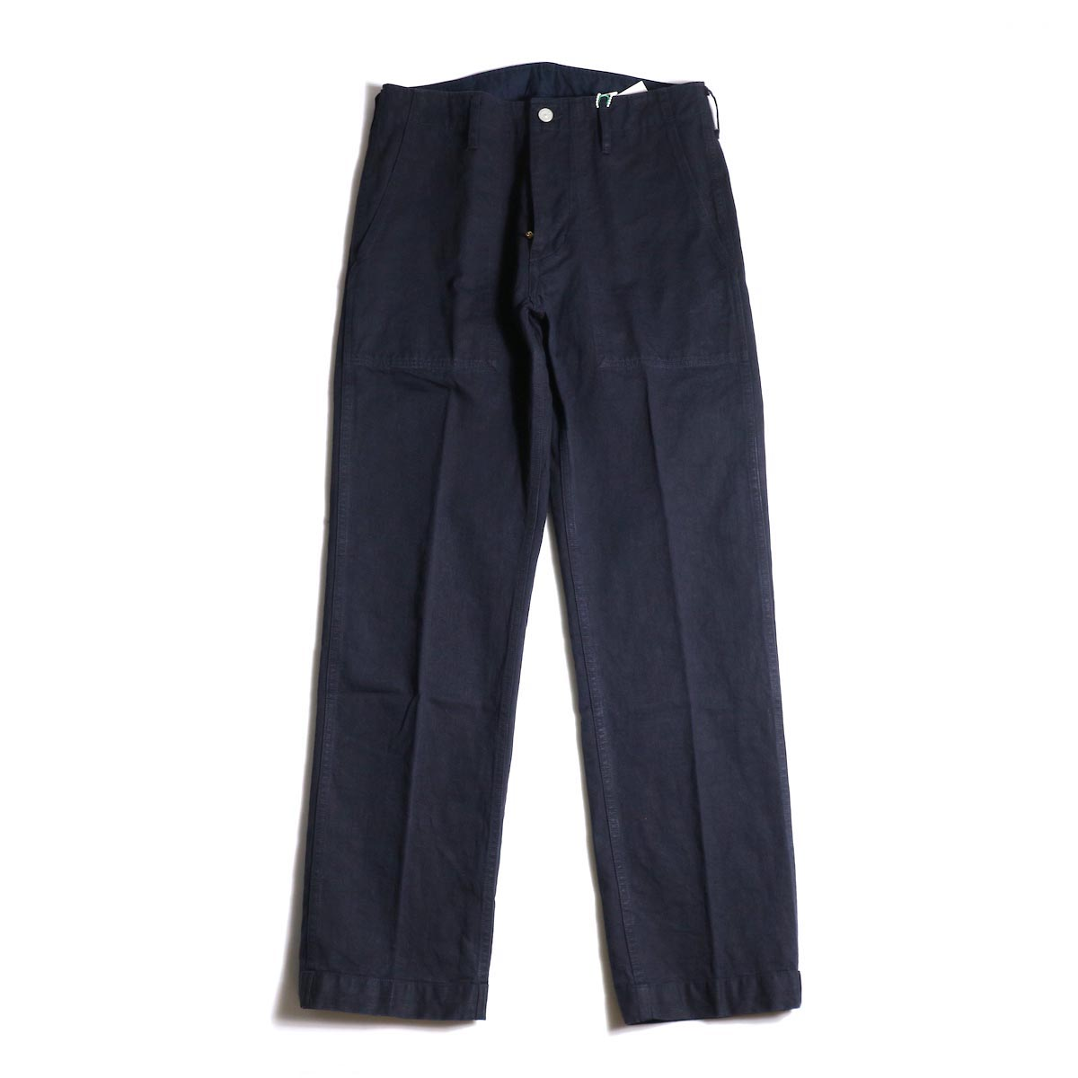 visvim / TRADE WIND PANTS (Navy)