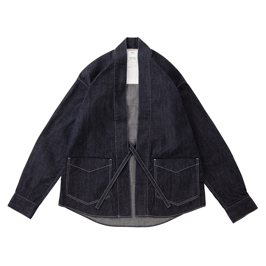 visvim / SS LHAMO SHIRT ONE WASH