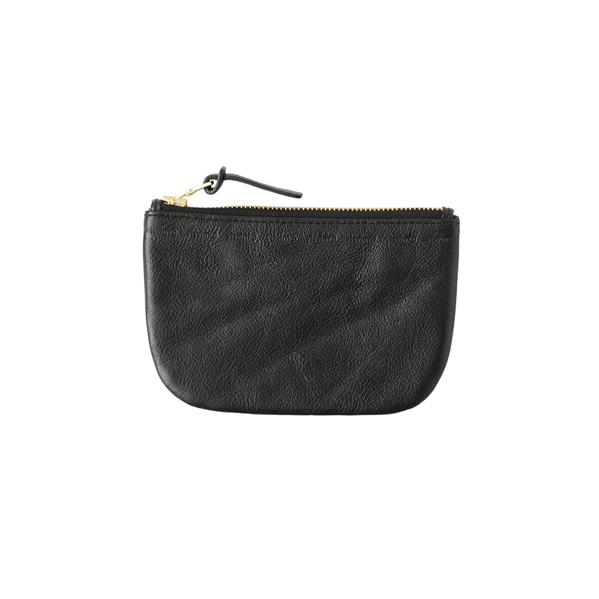 visvim / LEATHER WALLET (L) (Black)