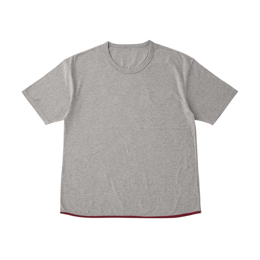 visvim / SUBLIG JUMBO TEE S/S (Gray)