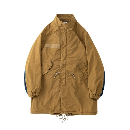 visvim / SIX-FIVE FISHTAIL PARKA (Mustard)