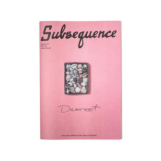 visvim / Subsequence Magazine Vol.1
