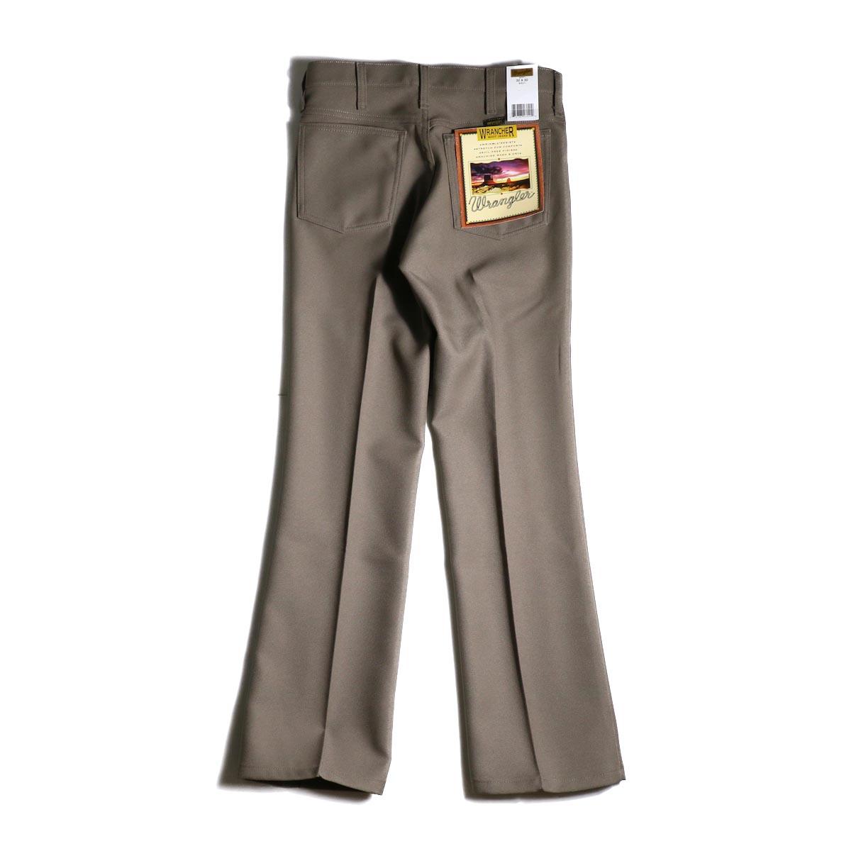 Wrangler / WRANCHER DRESS JEANS (Birch)背面