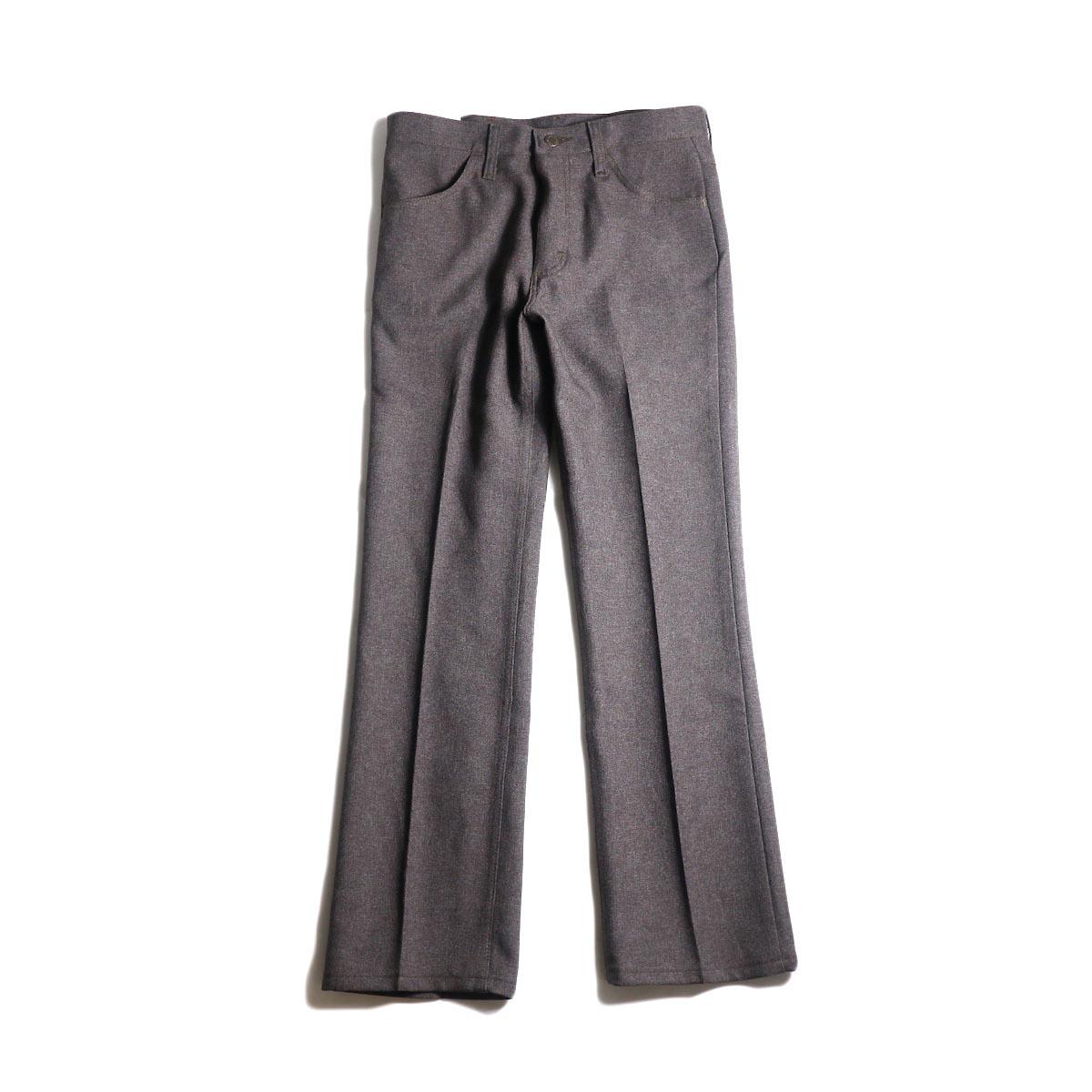 Wrangler / WRANCHER DRESS JEANS (H.Darkchoco)正面