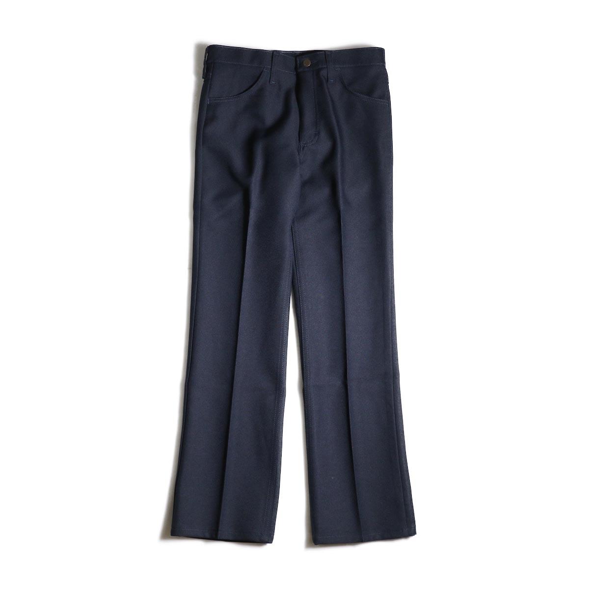 Wrangler / WRANCHER DRESS JEANS (Navy)正面