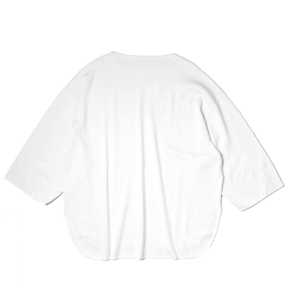 YLEVE / CTN RIB P/O BIG (White) 背面