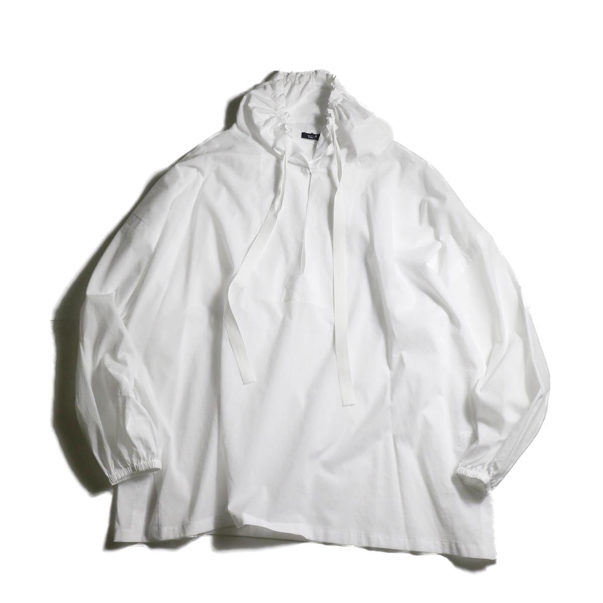 YLEVE / COTTON LAWN BL (White)