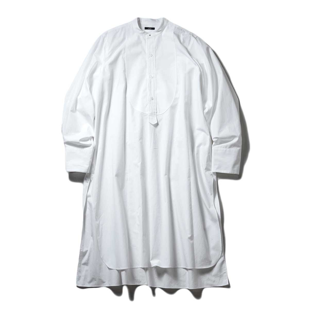 YLEVE / COTTON WEATHER LONG SH (White)