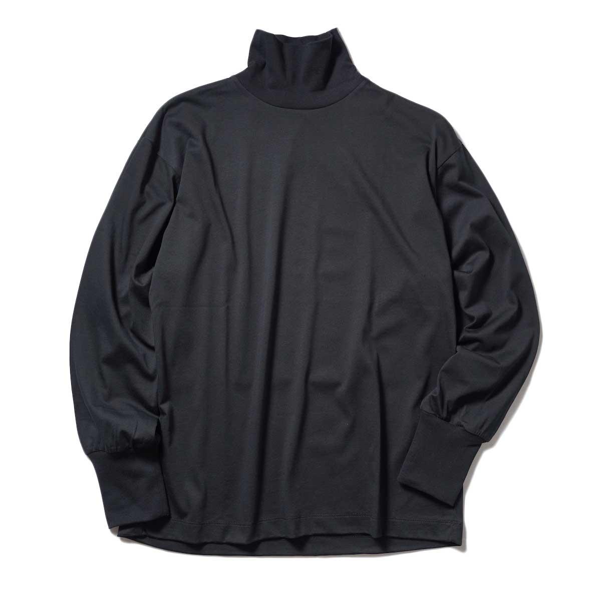 YLEVE / SOFT ORGANIC COTTON TURTLE (Black)