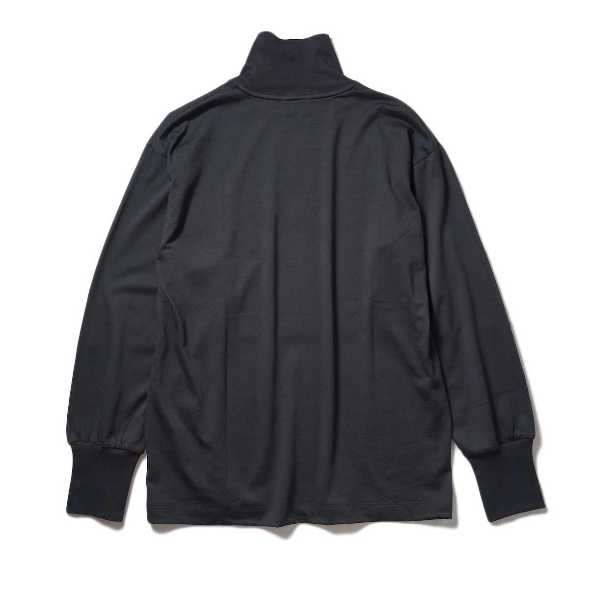 YLEVE / SOFT ORGANIC COTTON TURTLE (Black) 背面
