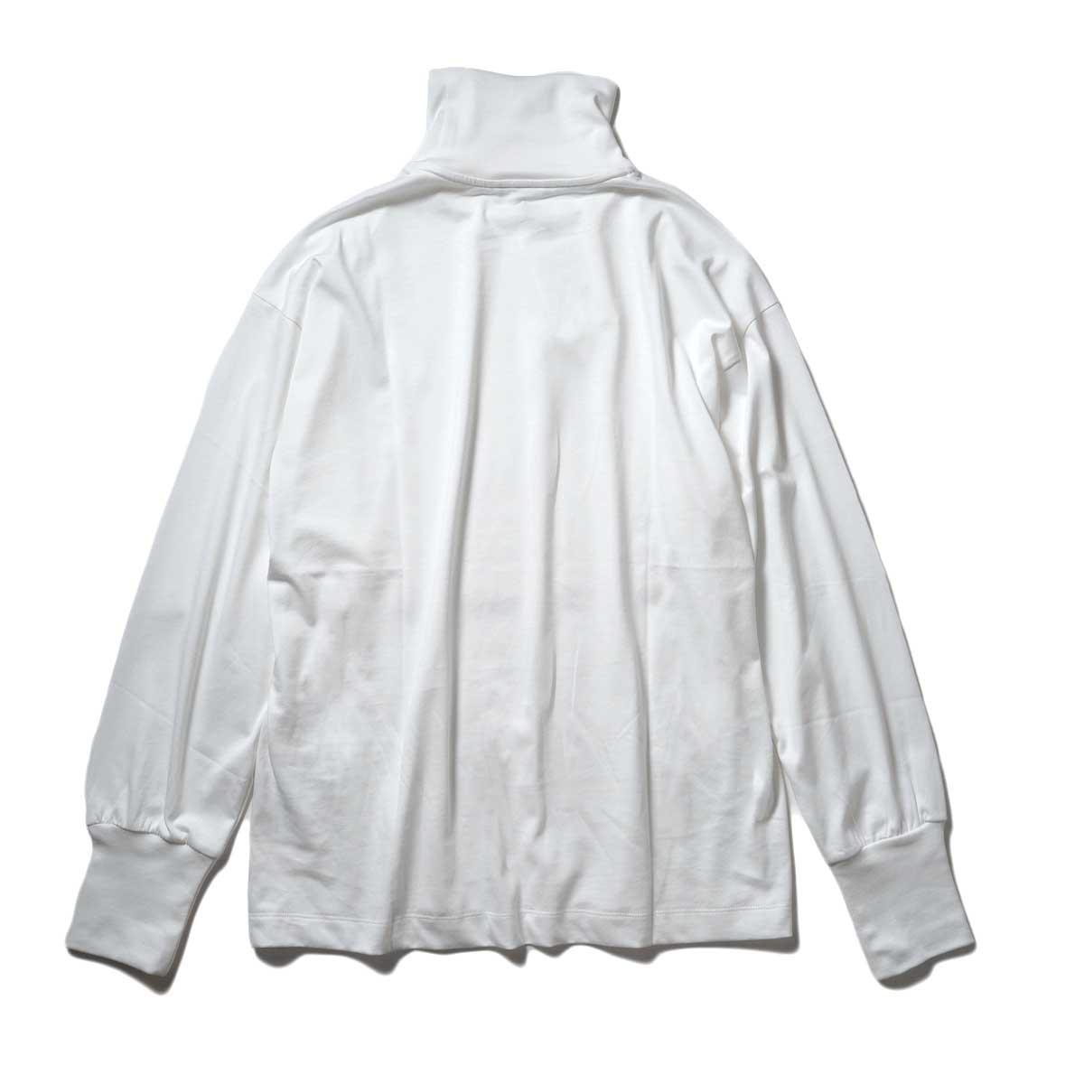 YLEVE / SOFT ORGANIC COTTON TURTLE (White) 背面